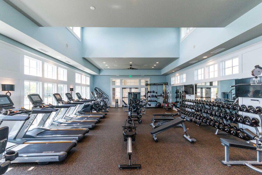 Legacy at Jordan Lake - Legacy Falls - Fitness Center
