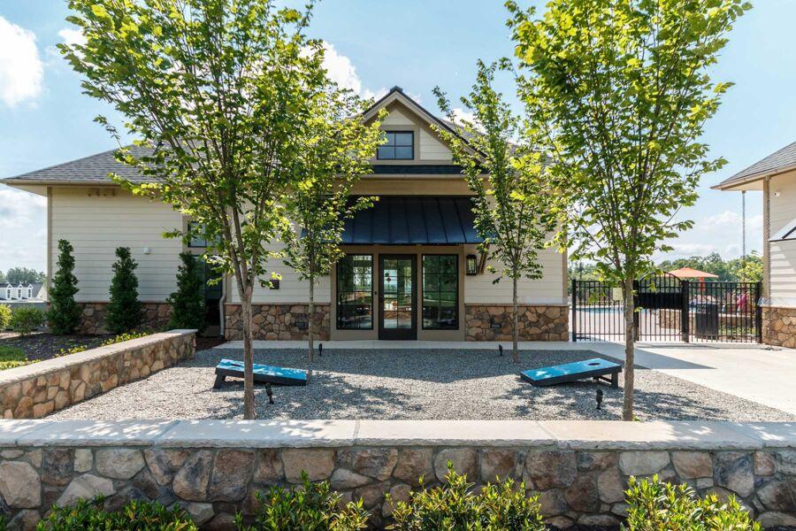 Legacy at Jordan Lake - Legacy Falls - Clubhouse