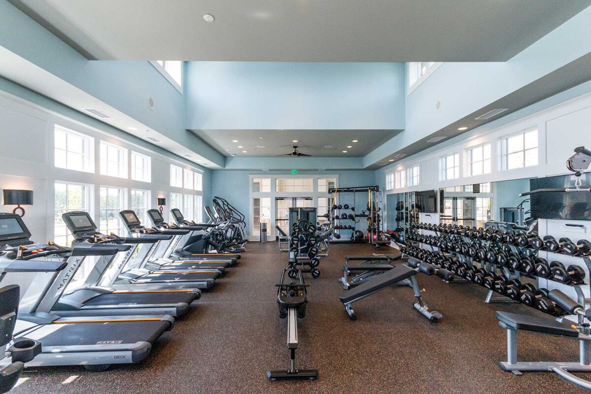 Legacy at Jordan Lake - Legacy Village- Fitness Center