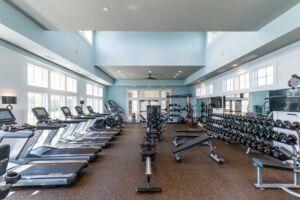 Legacy at Jordan Lake - Legacy Village- Fitness Center