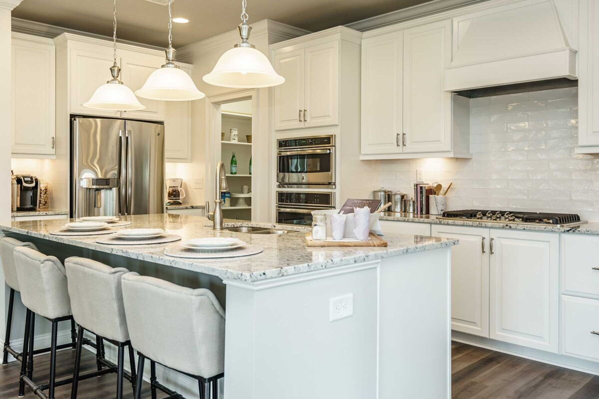 Legacy at Jordan Lake - Legacy Village- Kitchen
