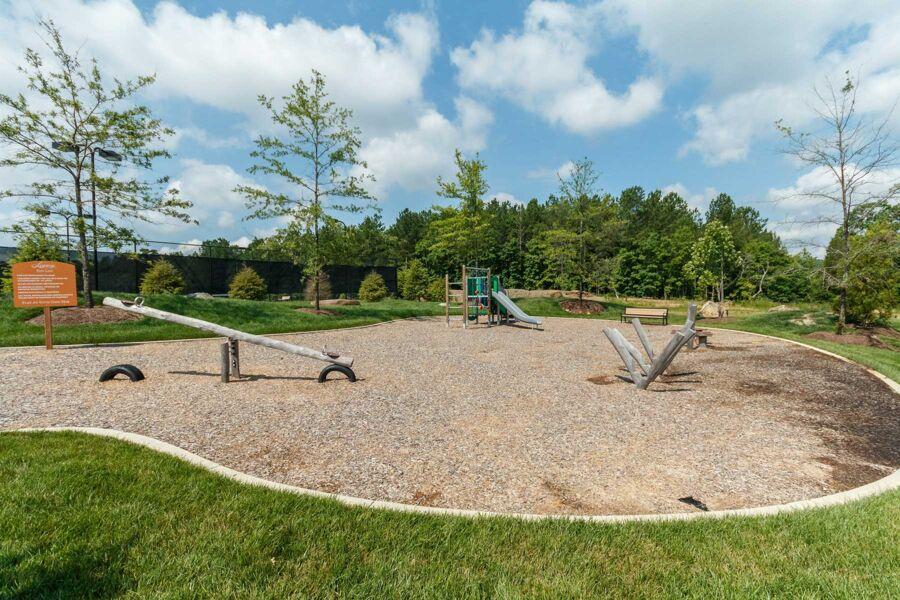 Legacy at Jordan Lake - Legacy Village- Playground