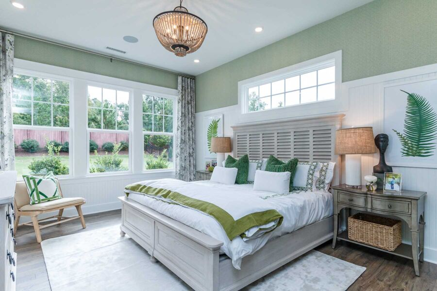 Honeycutt Farm Owner's Bedroom