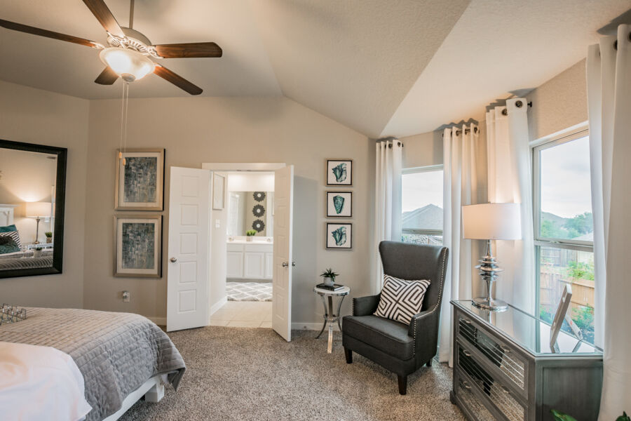 Vista Ridge Owner's Bedroom