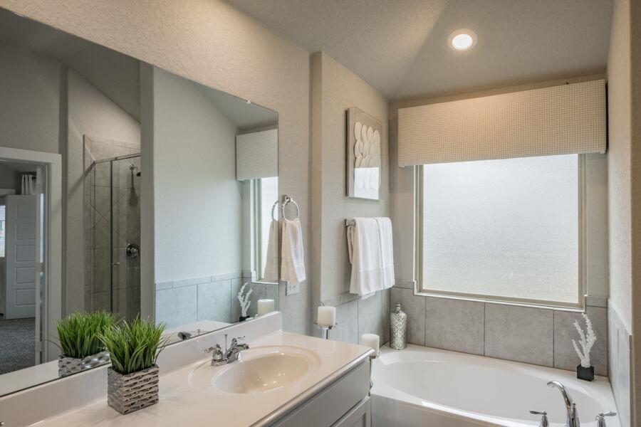 Vista Ridge Owner's Bathroom