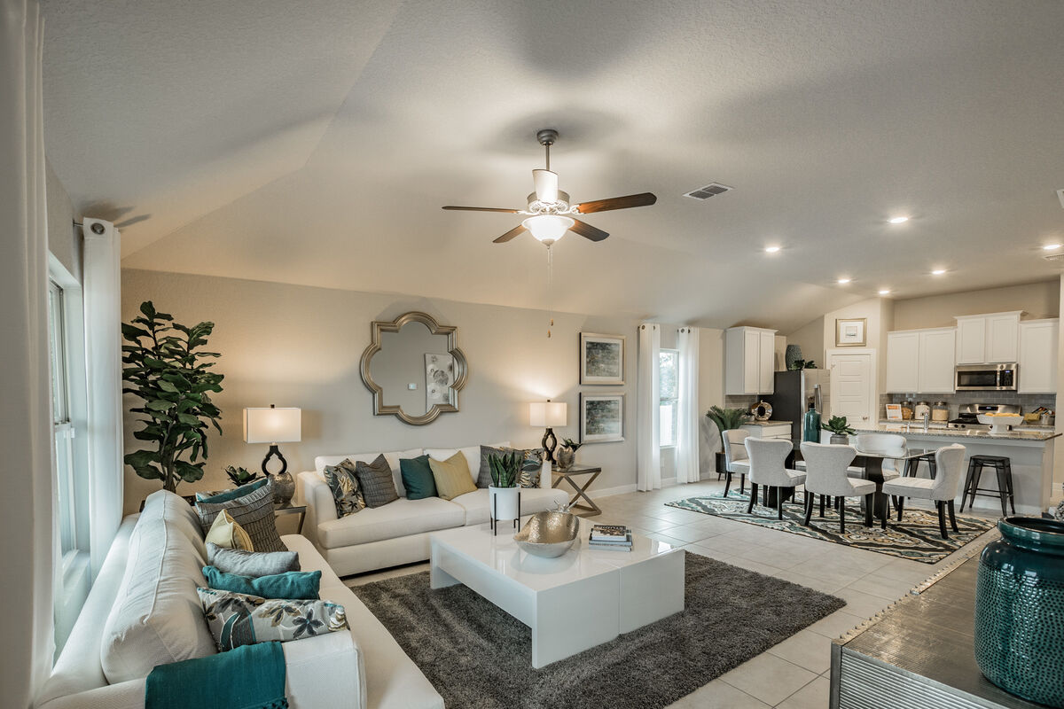 Vista Ridge Living Room