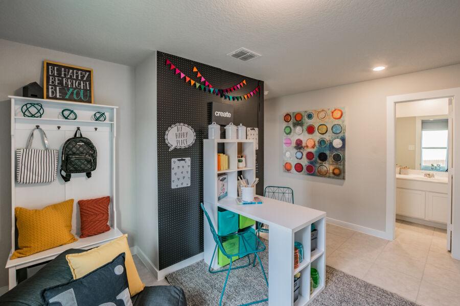 Vista Ridge Play Room