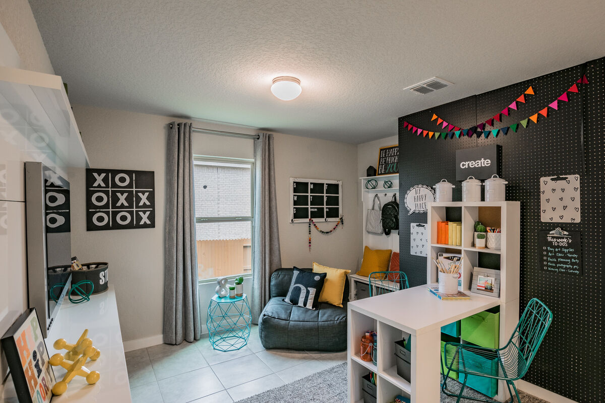 Vista Ridge Play Room