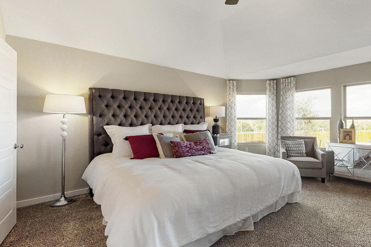 Bridgehaven Owner's Bedroom