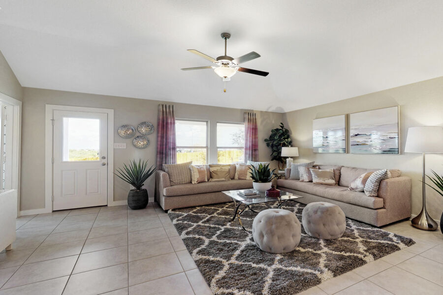 Bridgehaven Living Room