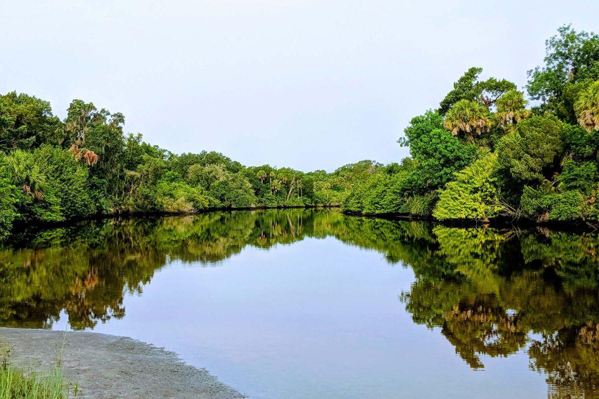 Riverside Preserve Riverfront