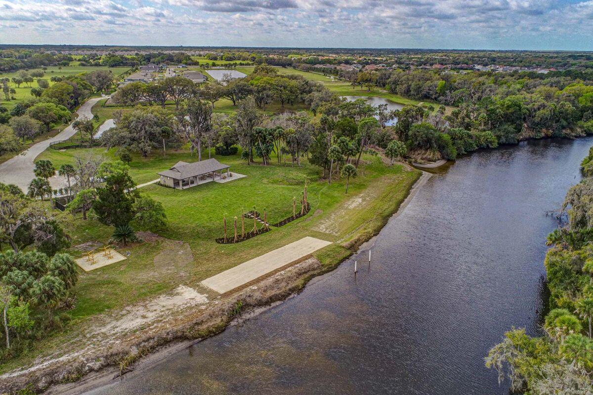 Riverside Preserve Amenity
