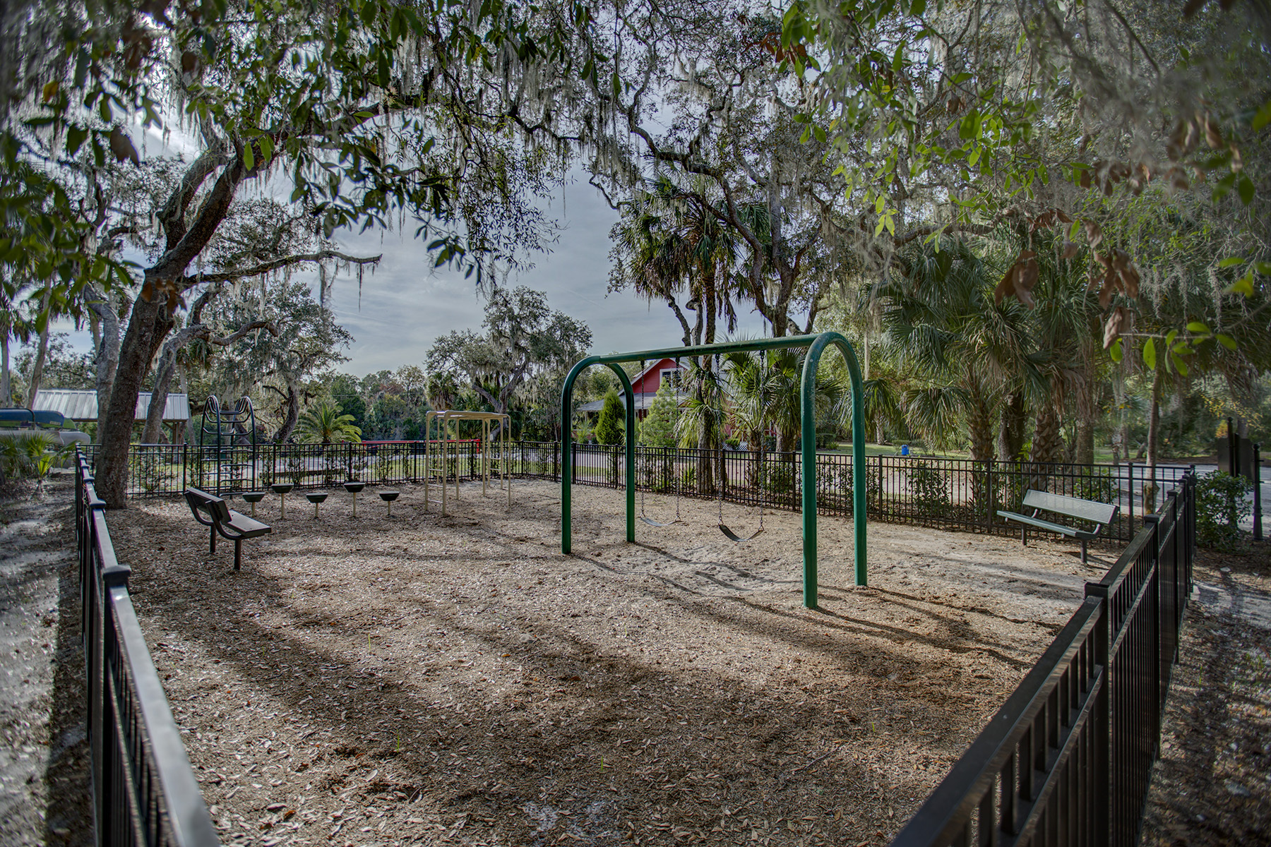 Twin Rivers Playground