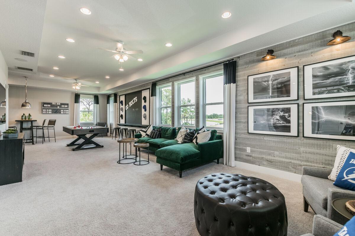 Oasis Interior