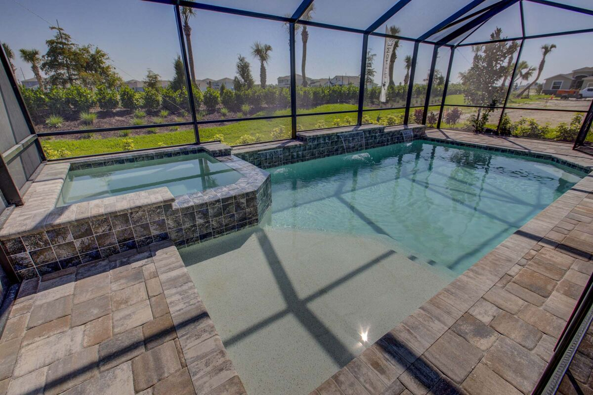 Promenade Estates on Palmer Ranch Pool