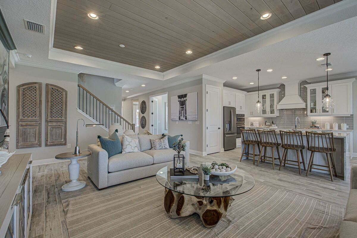 Promenade Estates on Palmer Ranch – Model Interior