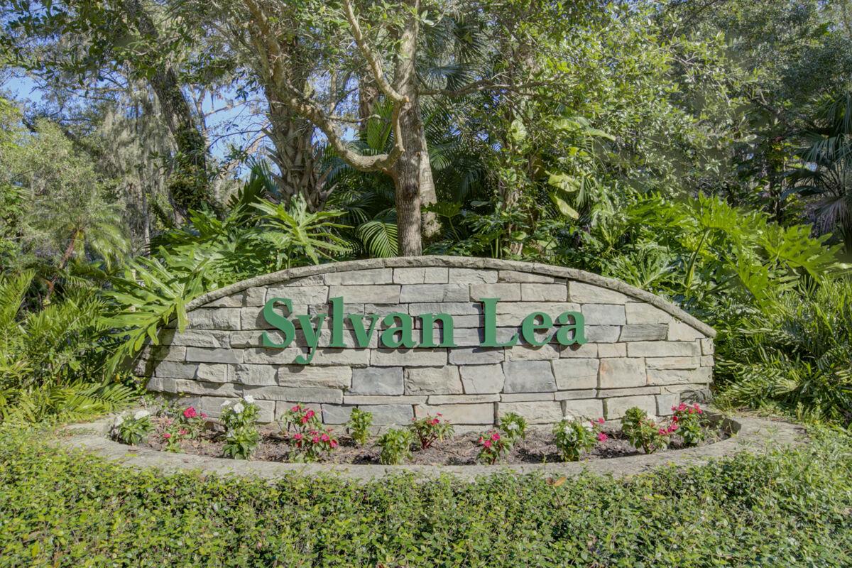 Sylvan Lea Entrance