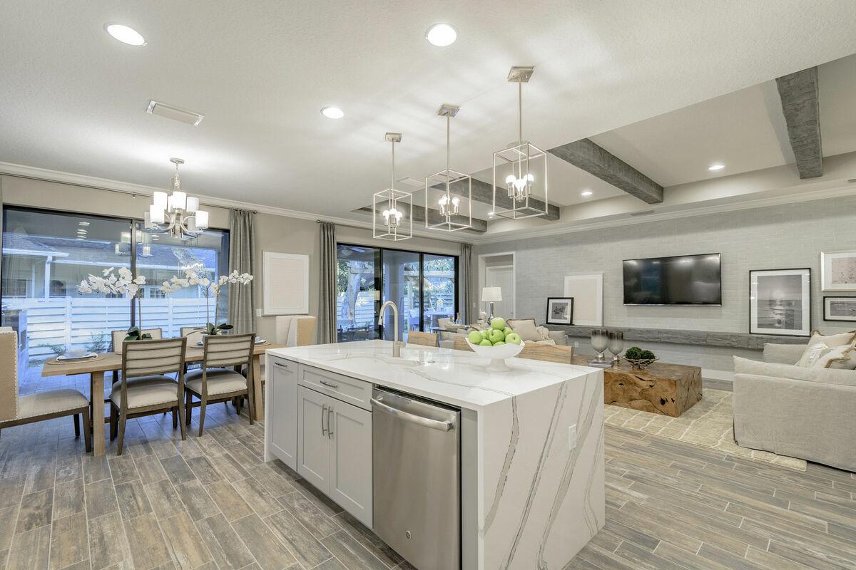 Sylvan Lea Kitchen