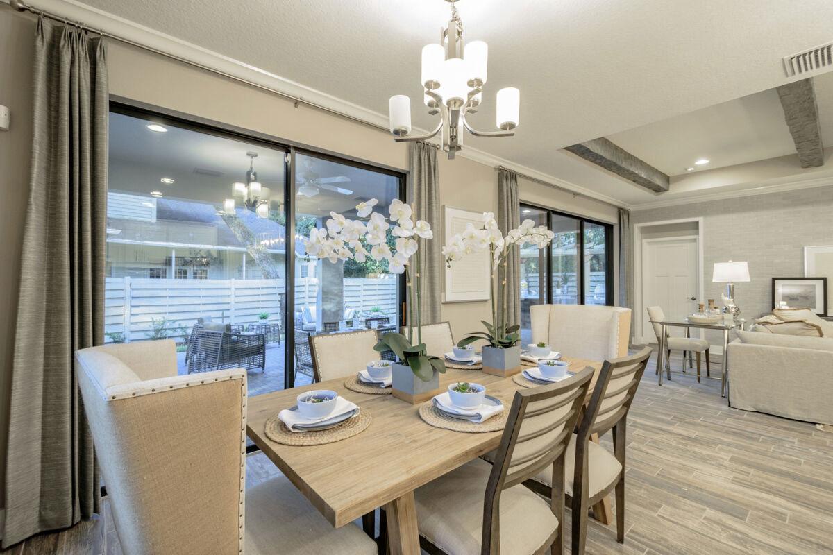 Sylvan Lea Dining Room