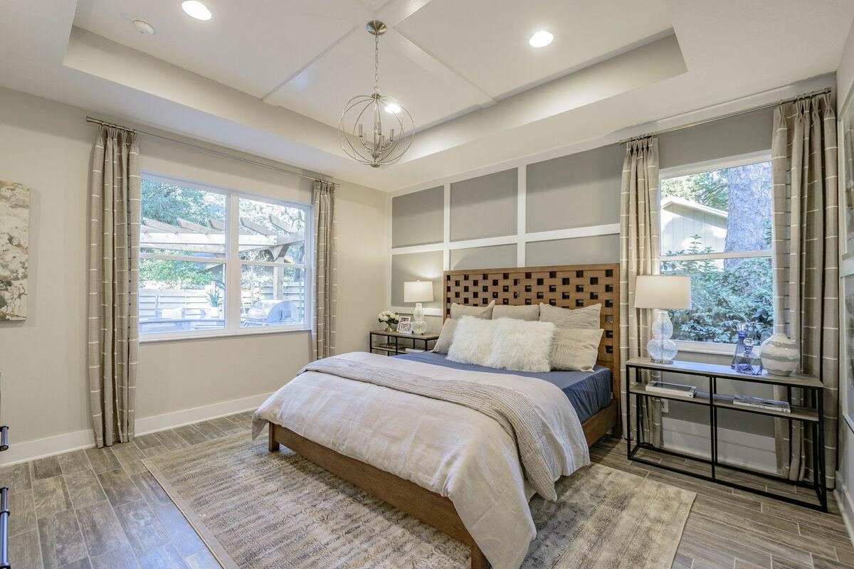 Sylvan Lea Master Bedroom