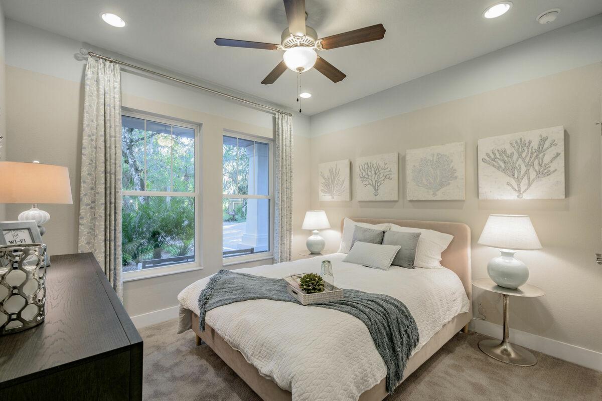 Sylvan Lea Bedroom