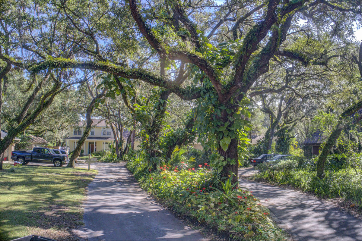 Sylvan Lea Streetscape