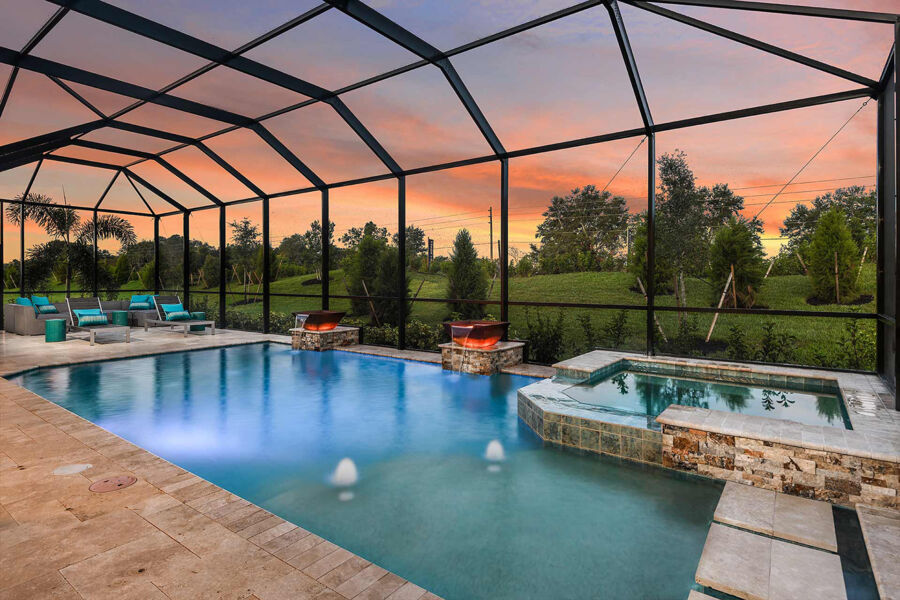 Rivo Lakes Pool