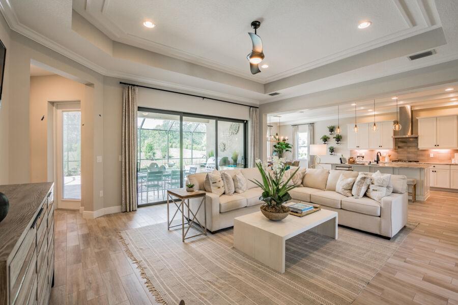 Rivo Lakes Living Room