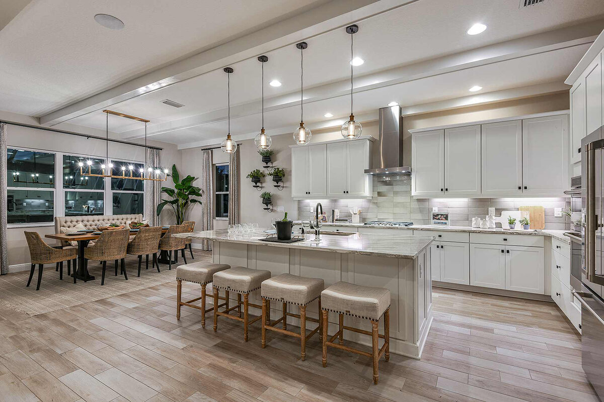 Rivo Lakes Kitchen