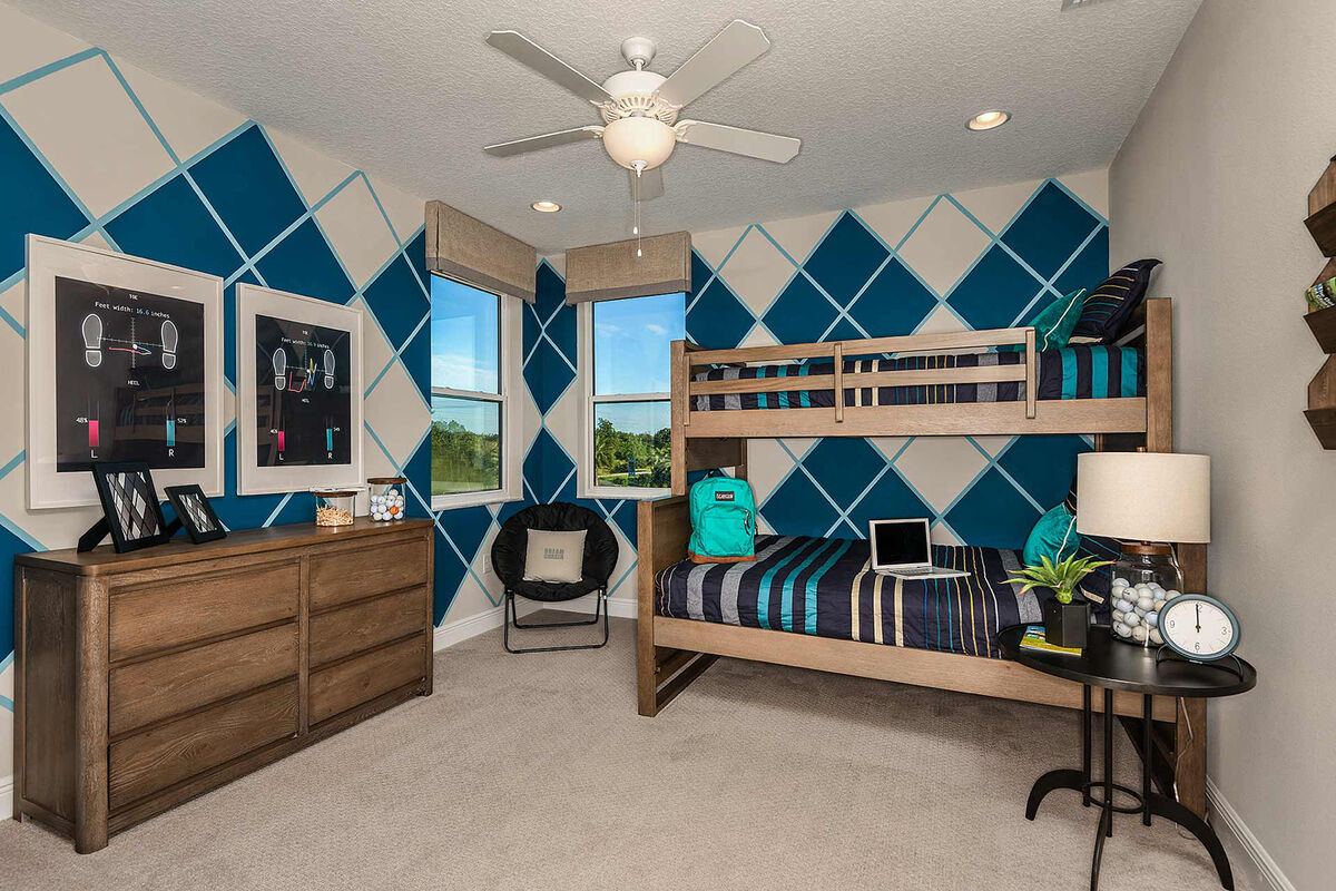 Rivo Lakes Bedroom