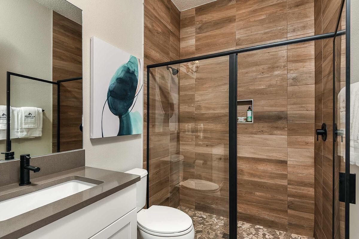 Rivo Lakes Pool Bathroom