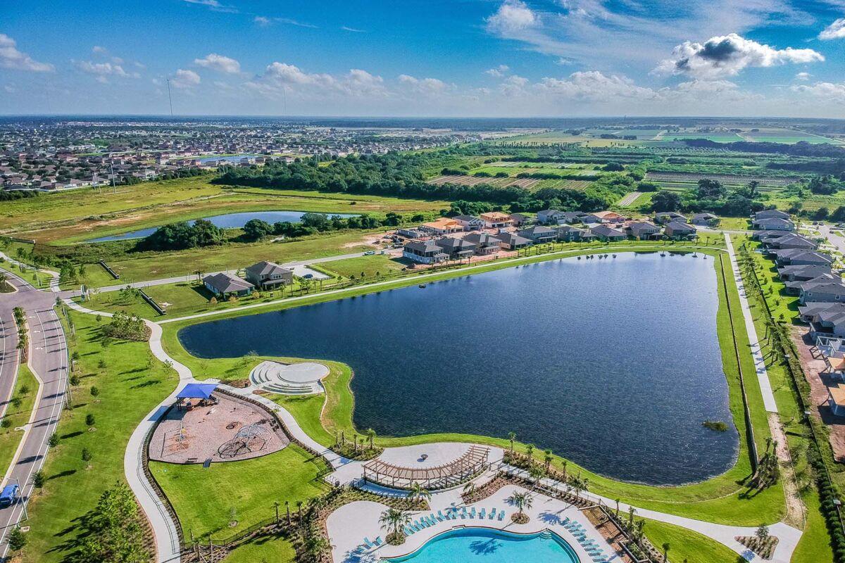 Southfork Lakes Manor Amenities
