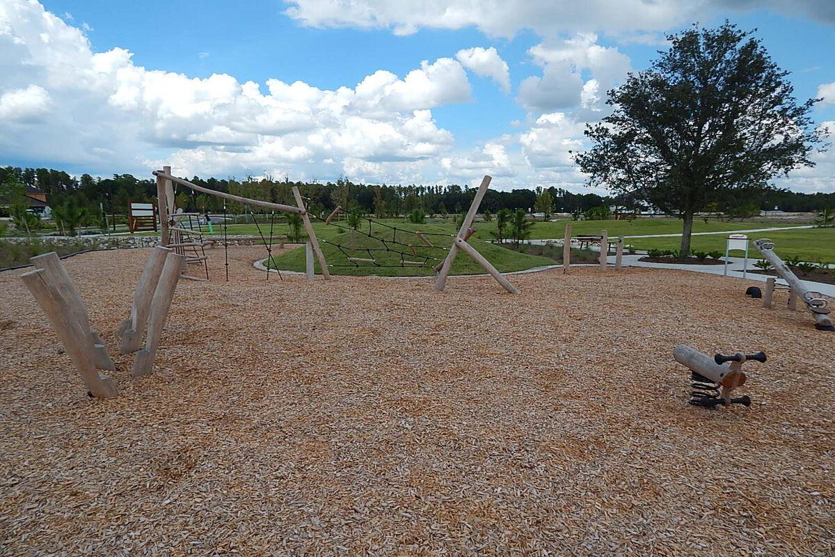 Starkey Ranch Albritton Park Playground