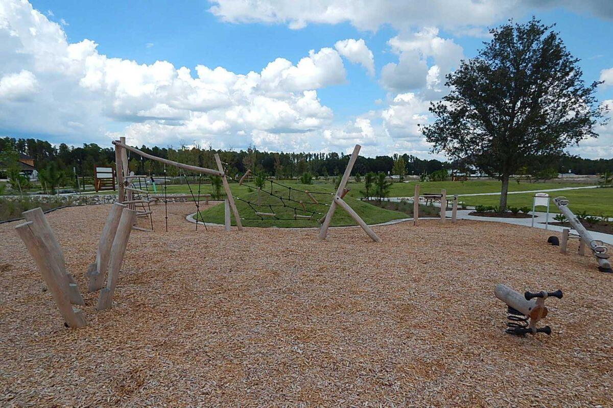 Starkey Ranch Albriton Park Playground