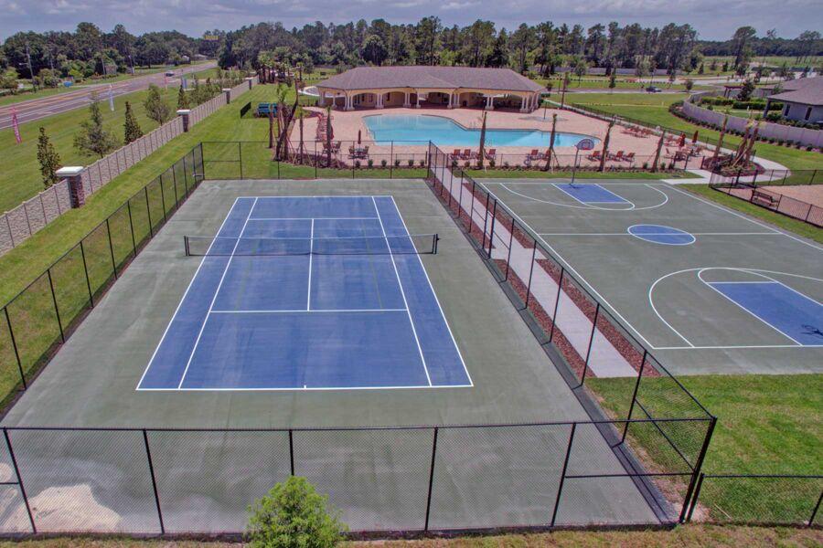 Talavera Tennis Court