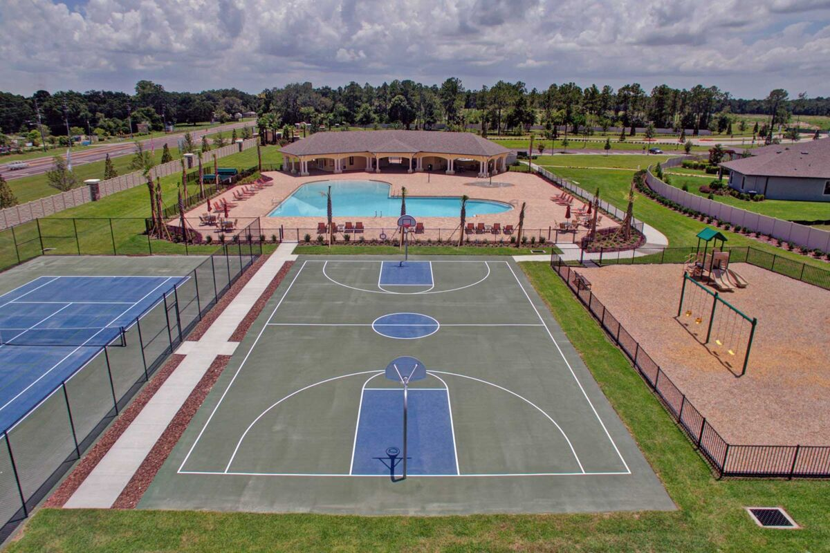 Talavera Basketball Court
