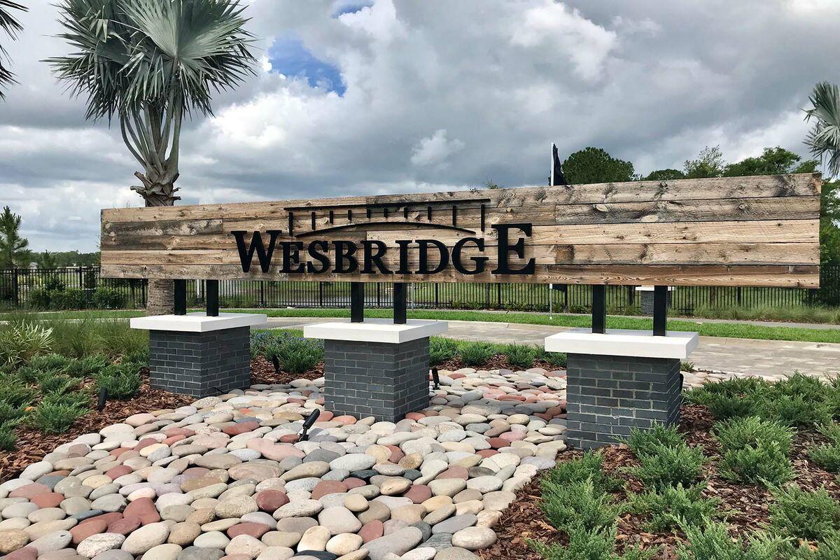 Wesbridge Estate Entrance