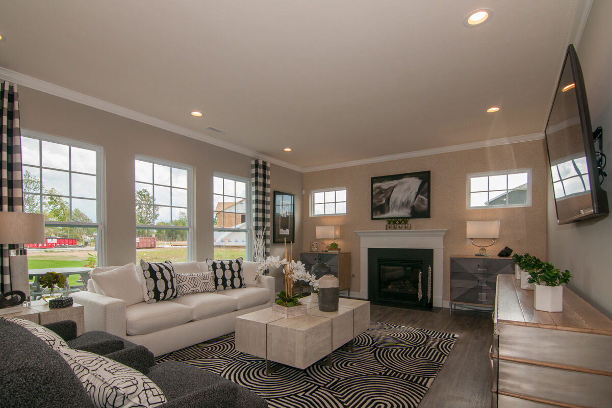 Scofield Farms Smart Series Family Room