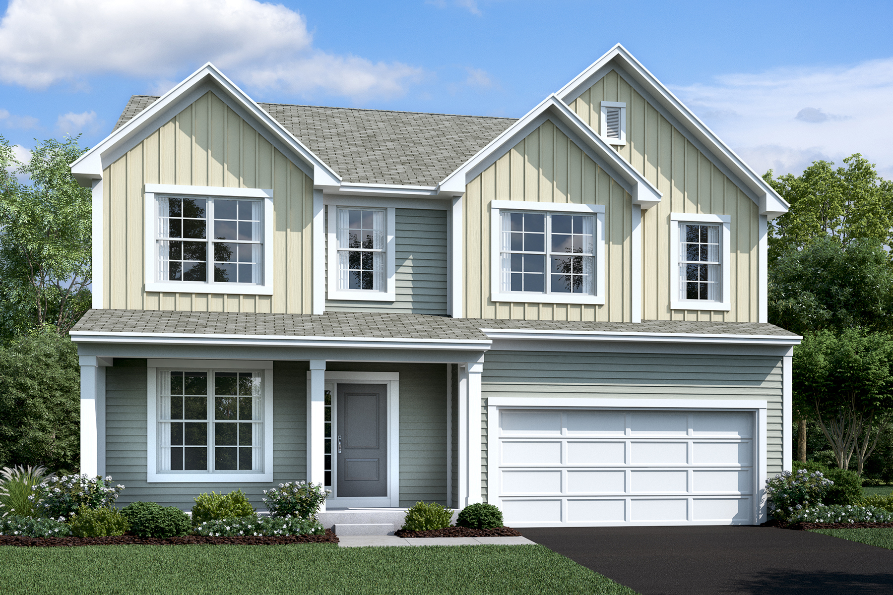 Reserve at Steeplechase Exterior