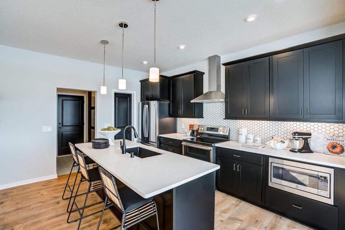 North Creek Smart Series Kitchen