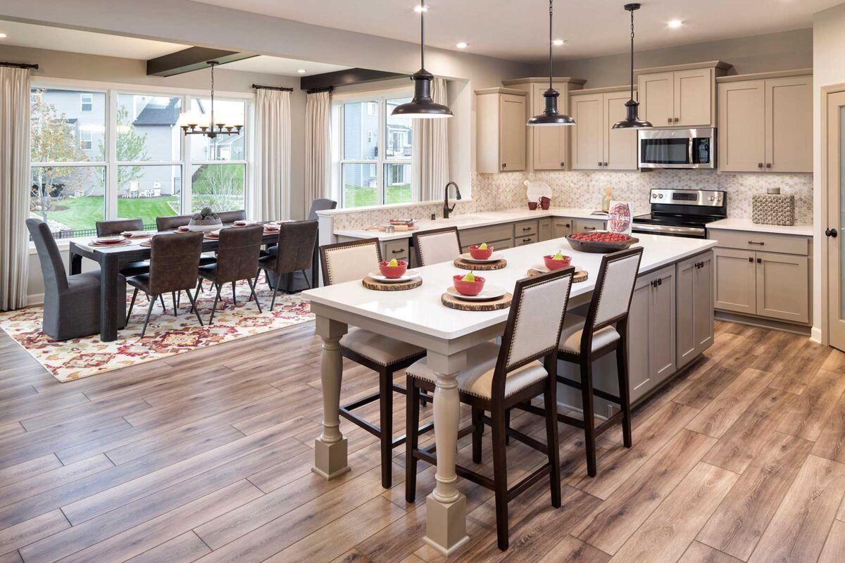 Bailey Meadows Prestige Kitchen