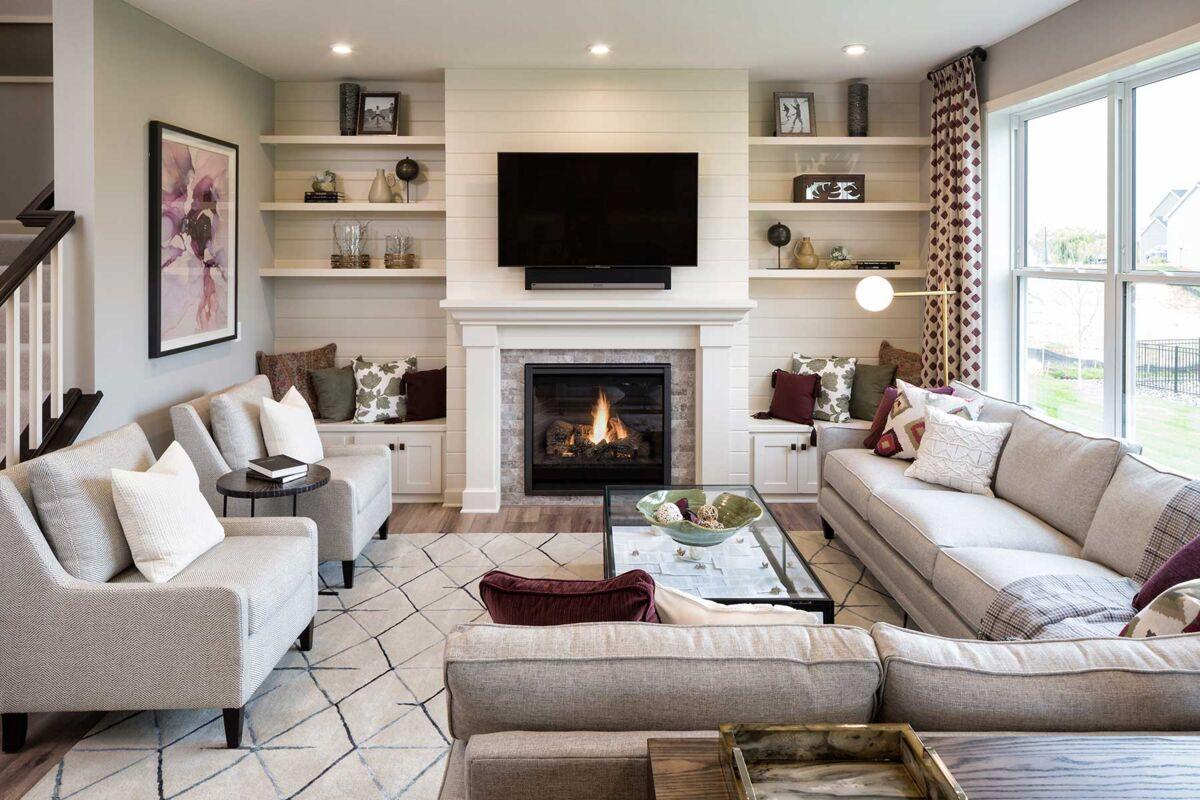 Bailey Meadows Prestige Family Room