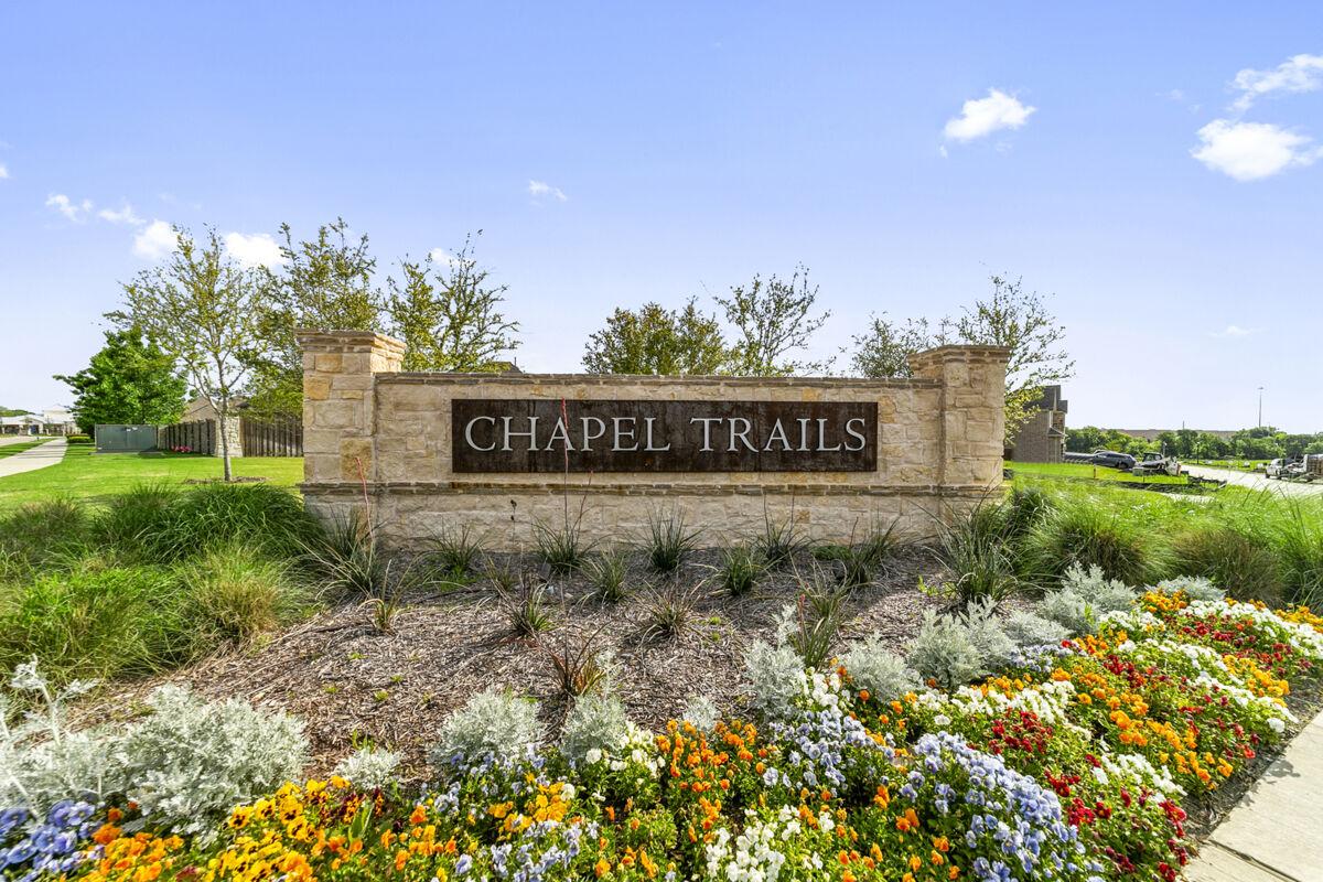 Chapel Trails Entrance