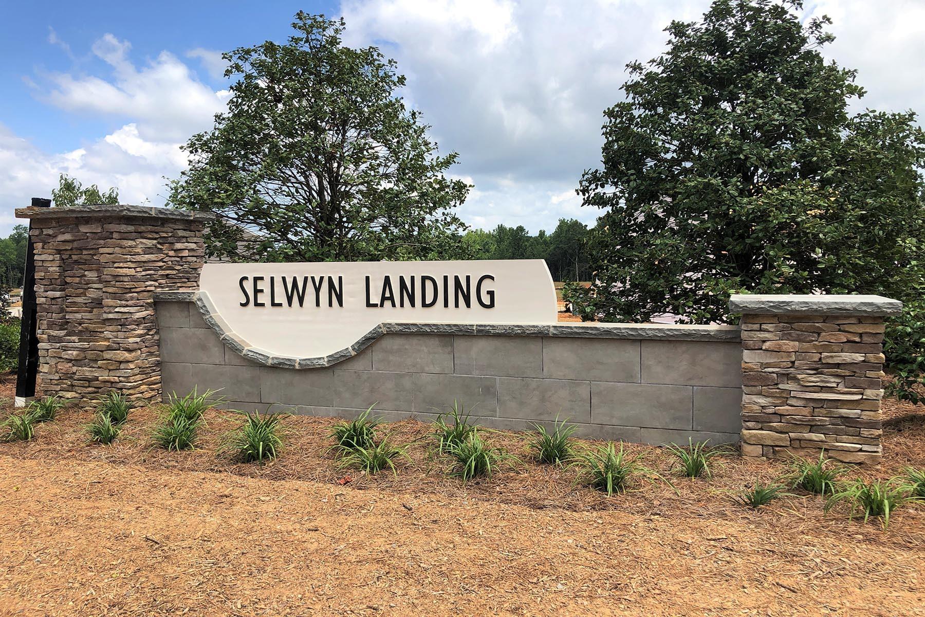 Selwyn Landing Entrance