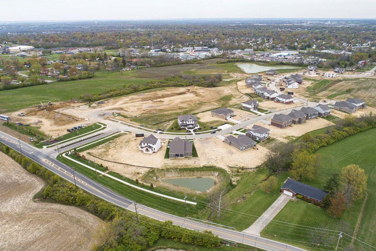 Westview Aerial
