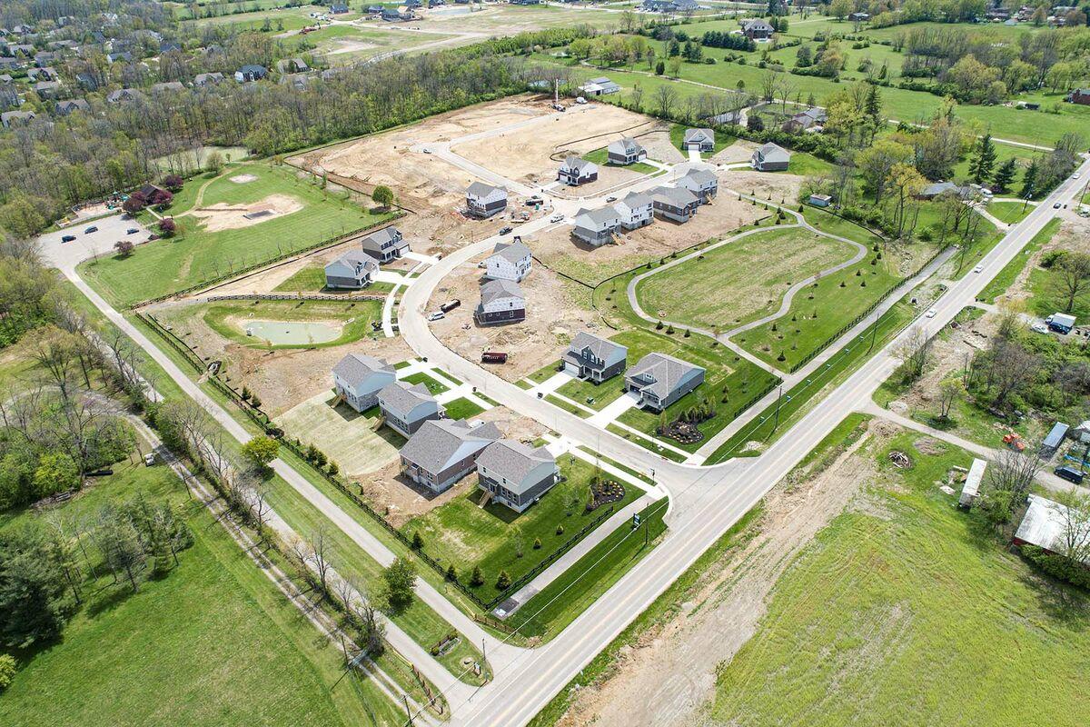 Arbor Park Aerial