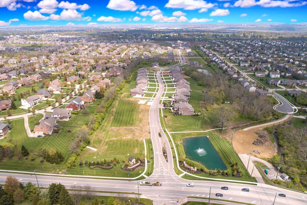 Hudson Hills Aerial