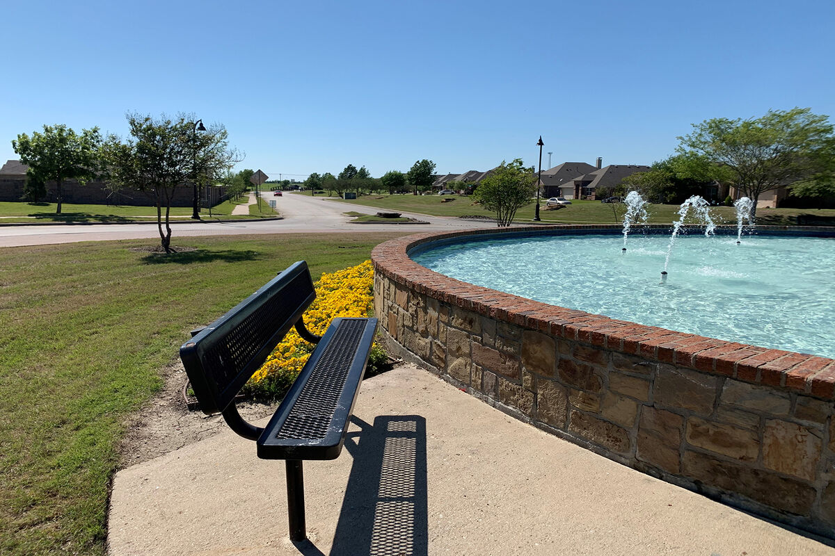 Verandah Fountain