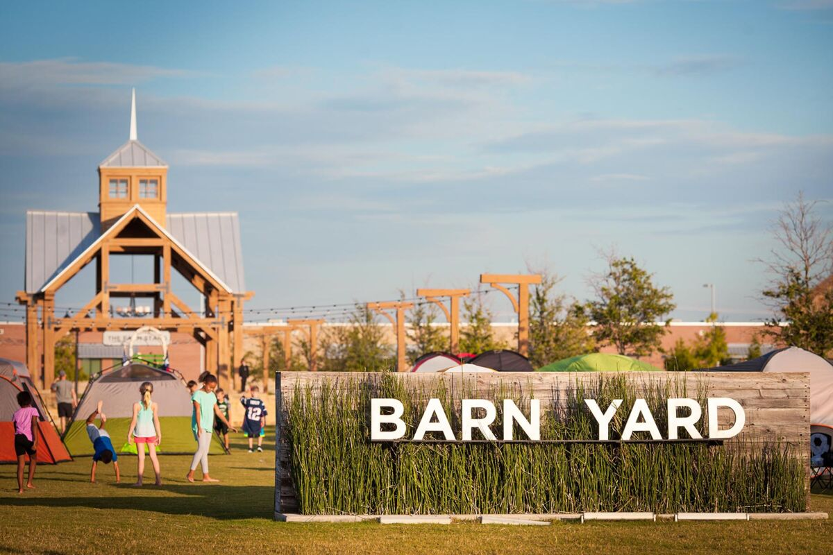 Light Farms Community Barnyard