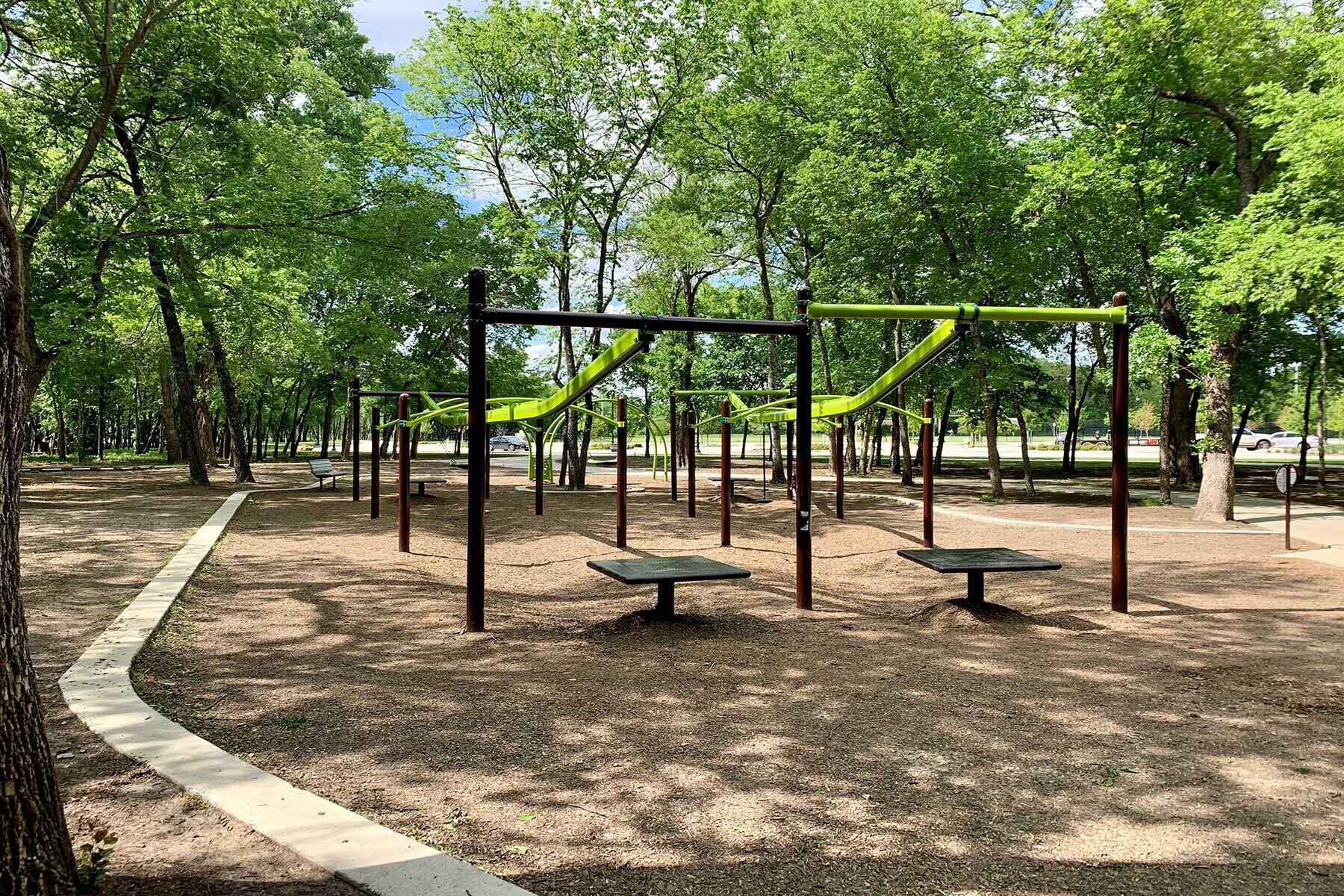 Surrounding Area Bonnie Wenk Park